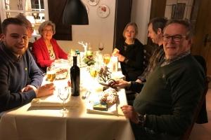 Budde Grabmale Weihnachtsfeier 2018
