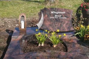 Langenberg, Urnengrabanlage pflegeleicht