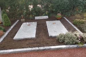 Warendorf, pflegeleichte Grabgestaltung
