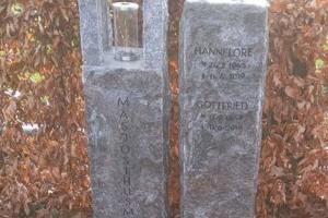 Verl Grabstein Granit