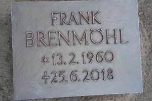 Brockhagen, Bronzetafel