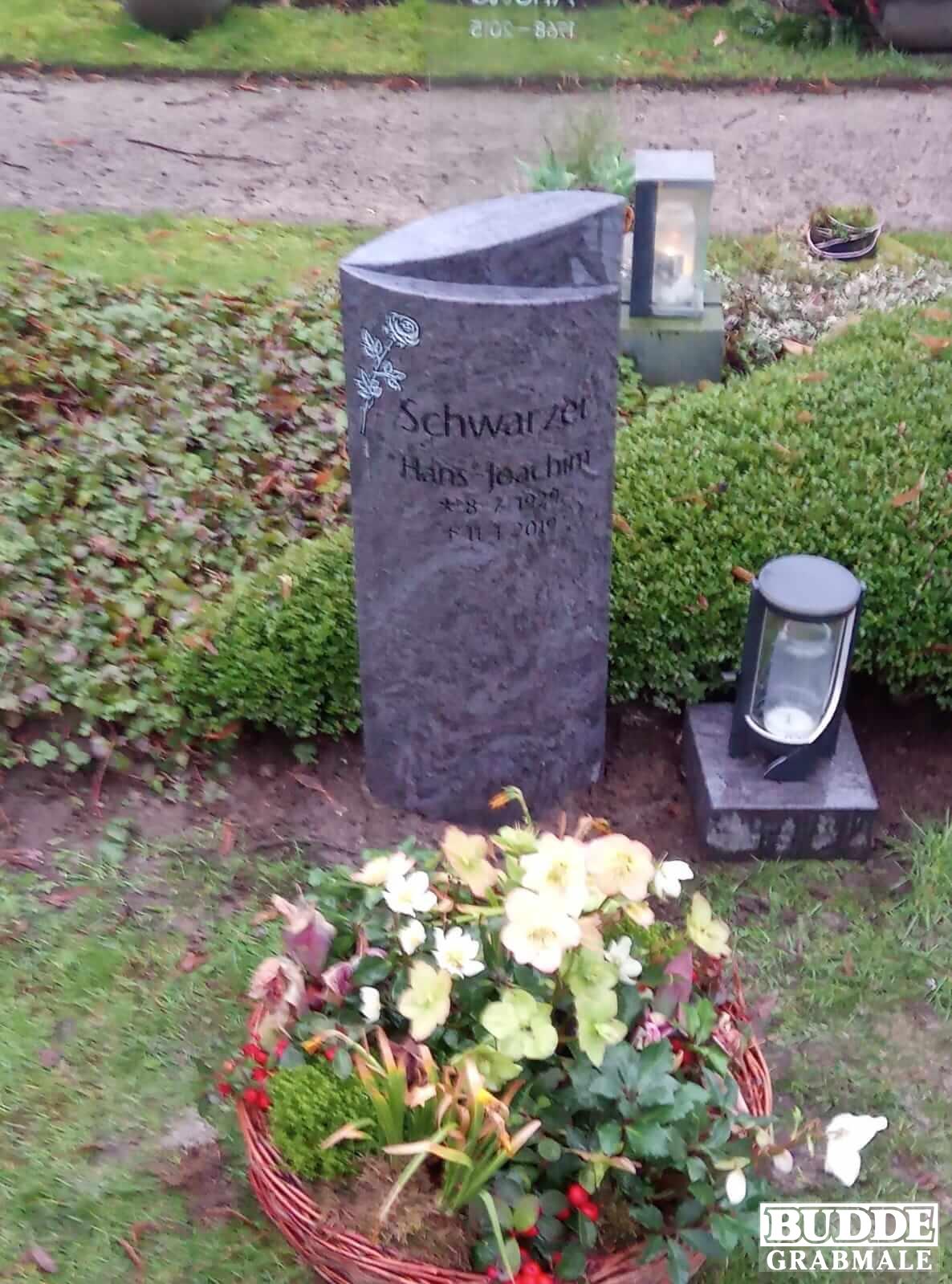 Wiedenbrück, Memoriam Garten