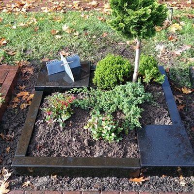 Urnengrab in Herzfeld