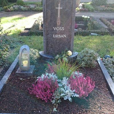 Bielefeld Urnenanlage