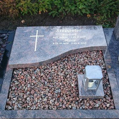 Clarholz - Urnengrabmal