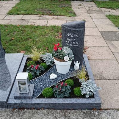 Paderborn Elsen Urnenanlage
