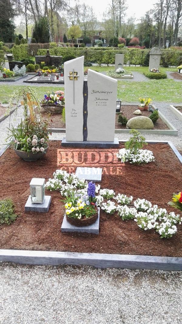Fabelhaft Grabgestaltung vom Fachmann - Budde Grabmale #EO_15