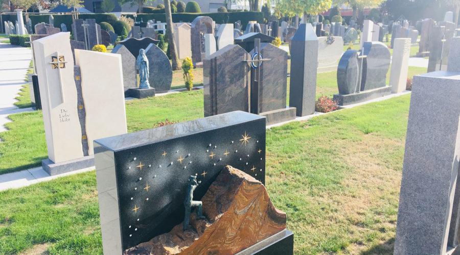 Tag des Grabsteins